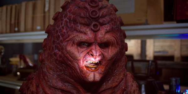 Zygons Doctor Who villains