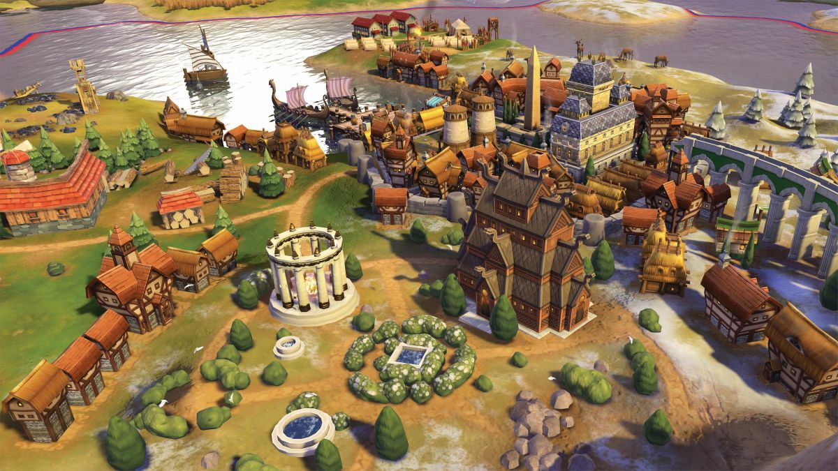 Play Civilization 6 for free on Steam for the next couple of days