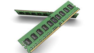Samsung DDR4 RAM sticks