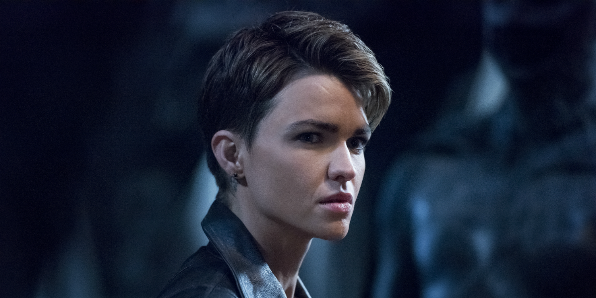 Batwoman Kate Kane Ruby Rose The CW