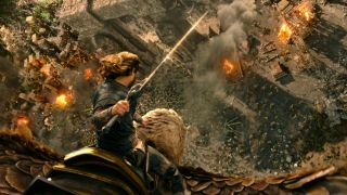 Warcraft Movie Clips Show Fights And A Friendly Orc Chat Pc Gamer