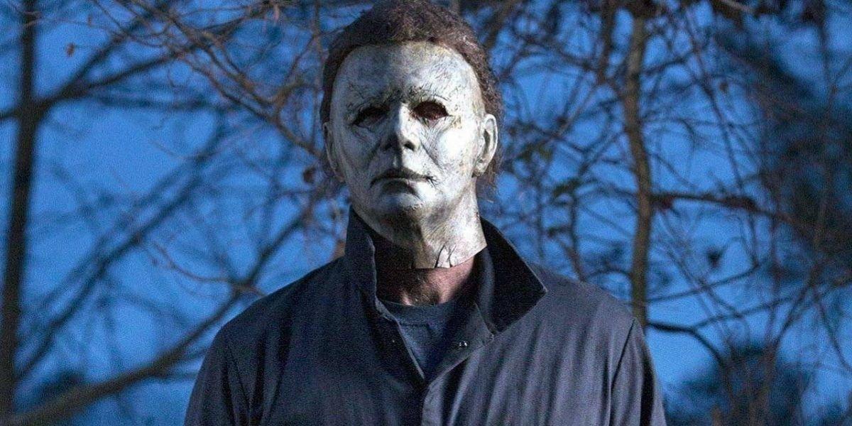 Michael Meyers in 2018's Halloween