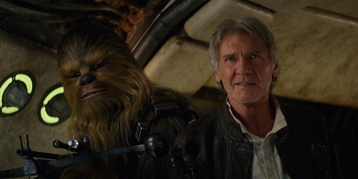 What If Star Wars: The Force Awakens Had Used The Michael Arndt Script?