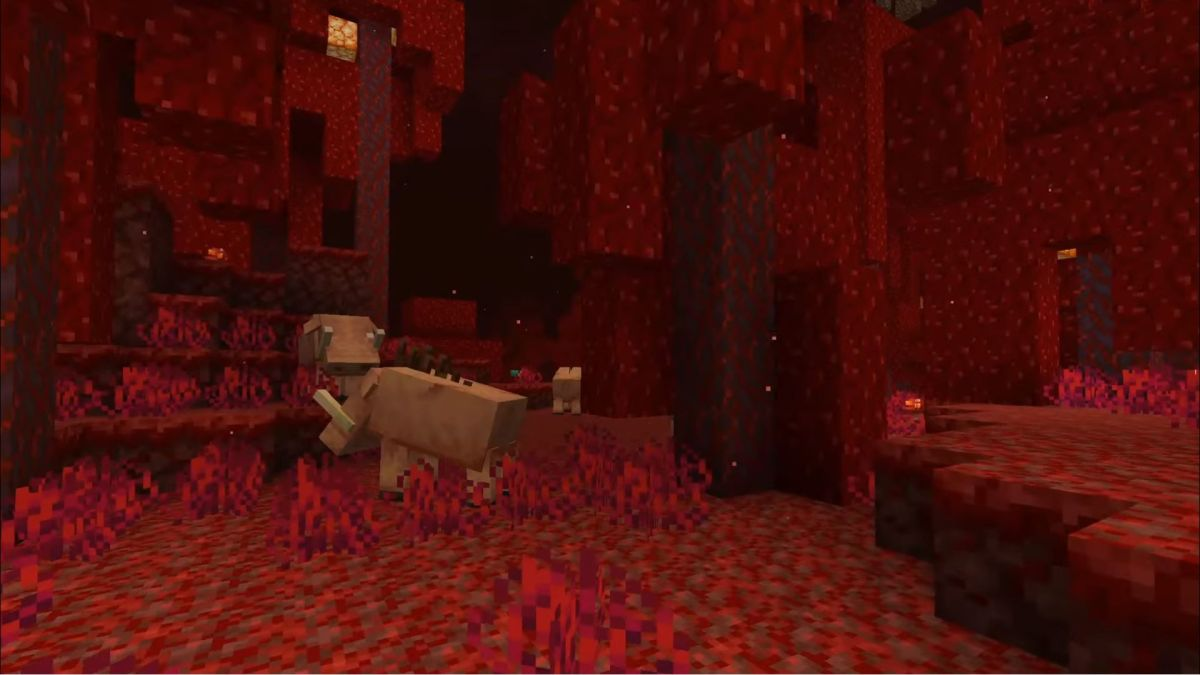 Minecraft Nether update will add multiple biomes and ...