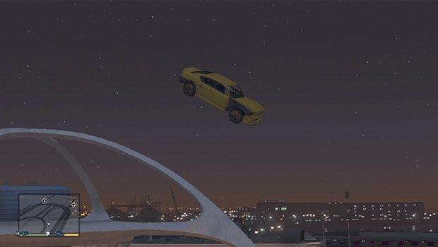 GTA 5 Stunt Jump Locations Guide: Page 6 | GamesRadar+