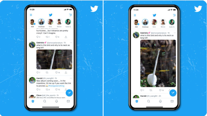 Twitter rolls out full-size image preview thumbnail
