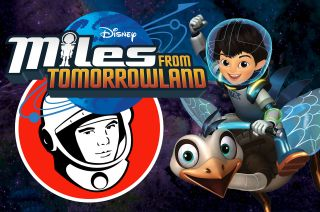 Disney's 'Miles from Tomorrowland' and Yuri's Night
