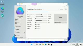 Windows 11 Raspberry Pi 4 Overclock