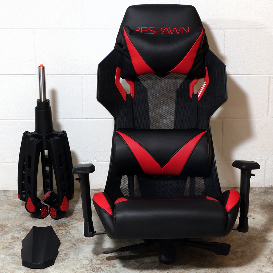 Pleasing Hands On With Ofms Respawn 205 Gaming Chair Toms Hardware Machost Co Dining Chair Design Ideas Machostcouk