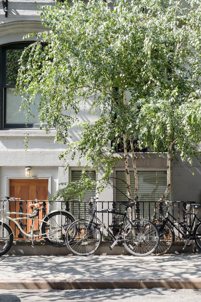 apartment in New York's East Village