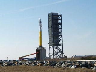 Minotaur Rocket to Star in Spaceport's Launch Debut