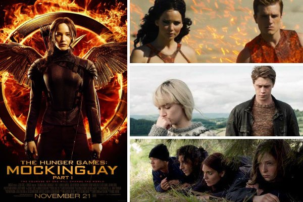 Hunger Games 3 Streaming