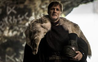 Britannia star David Morrissey: 'It has the mud and dirt of Game of Thrones, but there are no dragons'