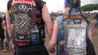 Donington patches