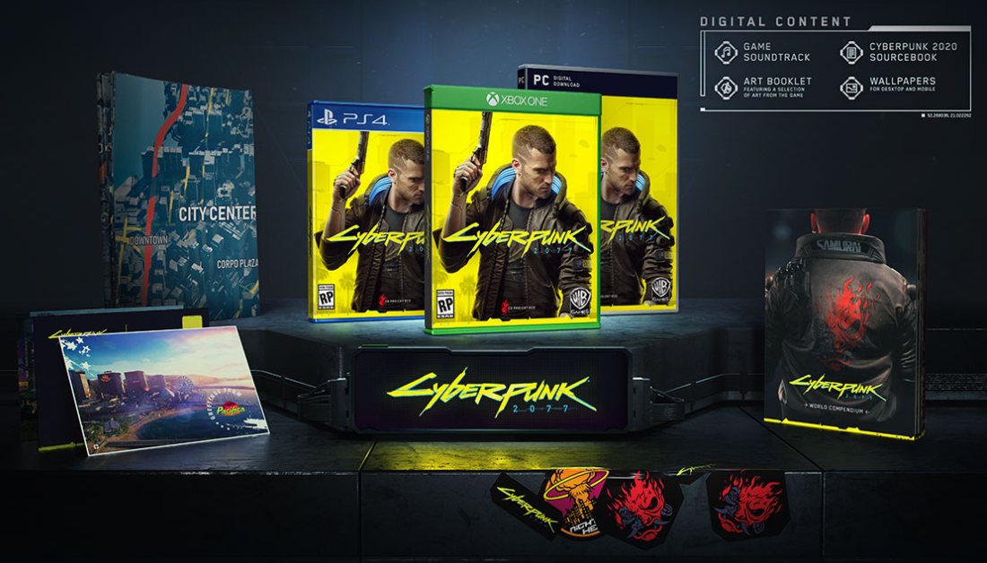 Cyberpunk 2077 Collector's Edition is coming to PC: Here's