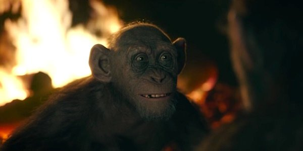 Bad Ape in War for the Planet of the Apes