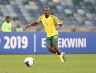 South Africa U23 Olympic Team captain Tercious Malepe