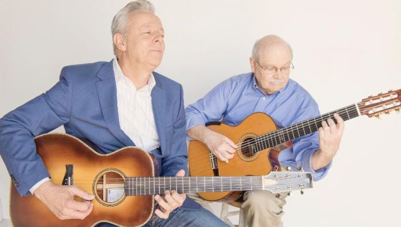 tommy emmanuel and john knowles announce collaborative instrumental album heart songs. Black Bedroom Furniture Sets. Home Design Ideas