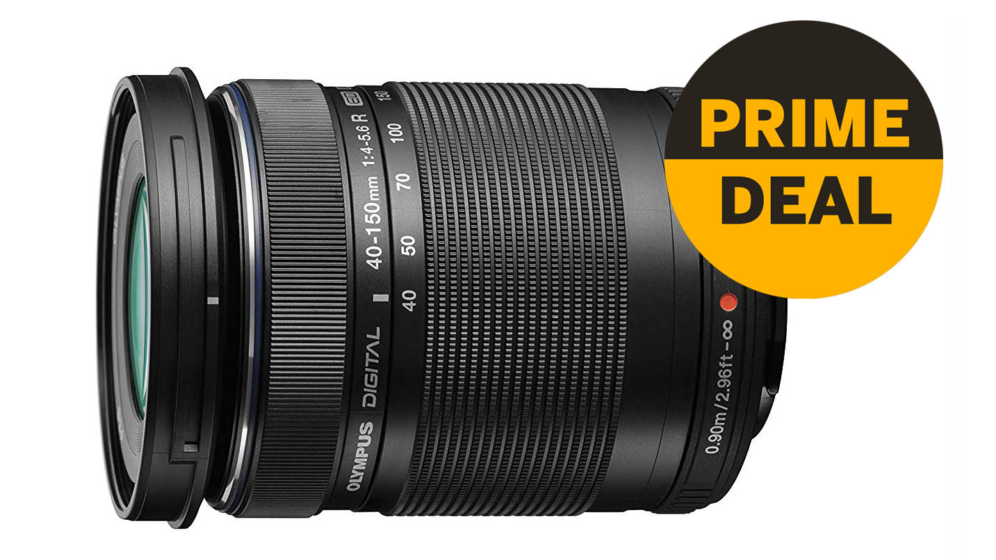Amazing Prime Day lens deal: this Olympus telephoto zoom is just £86.91   Digital Camera World