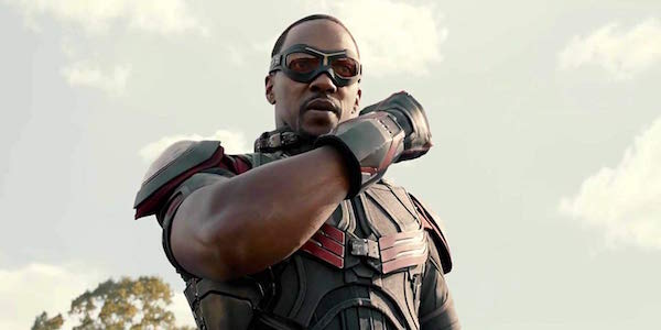 Anthony Mackie as Falcon in Ant-Man