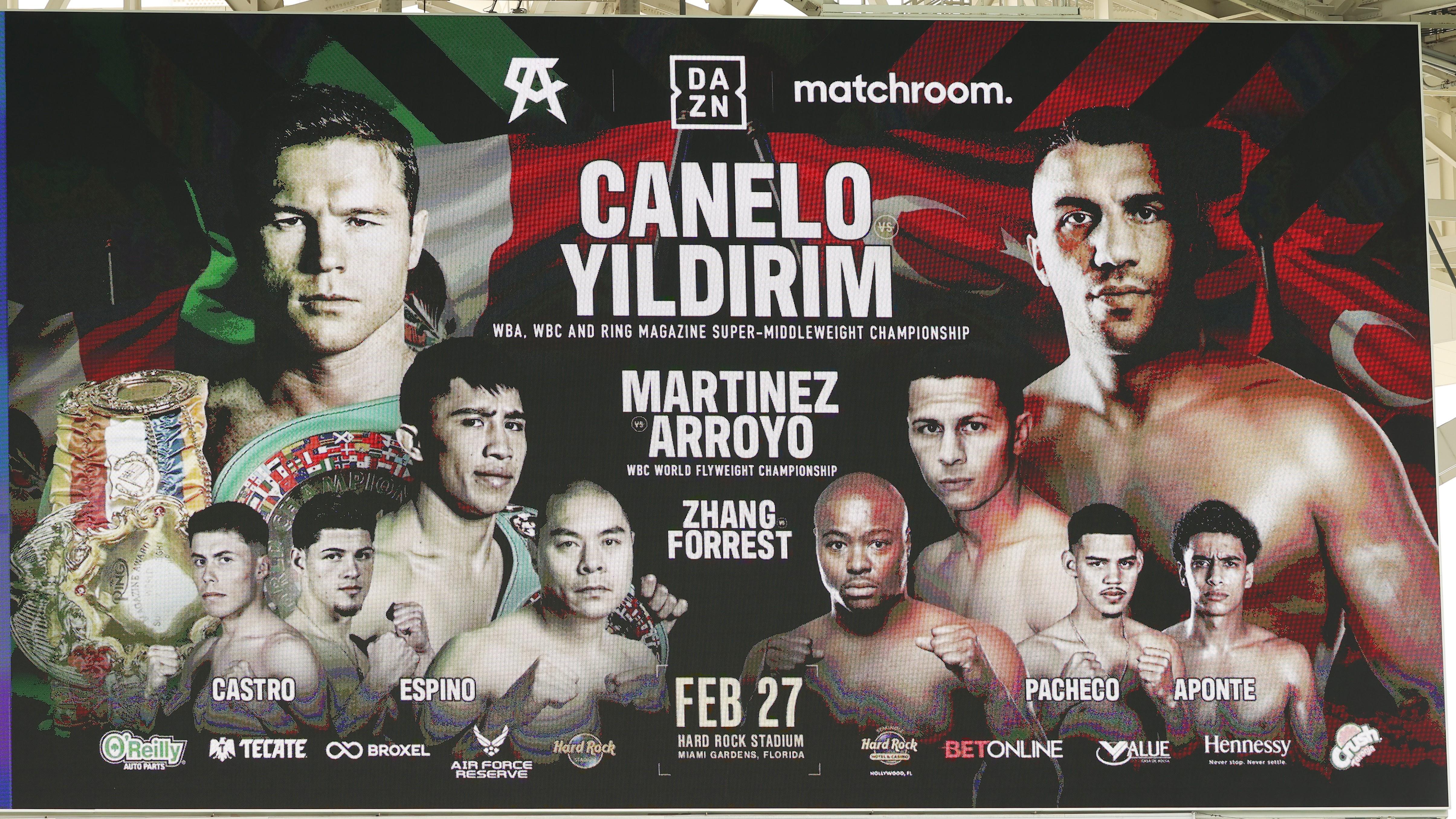 Canelo Alvarez vs Anvi Yildirim live stream: how to watch online from anywhere now thumbnail