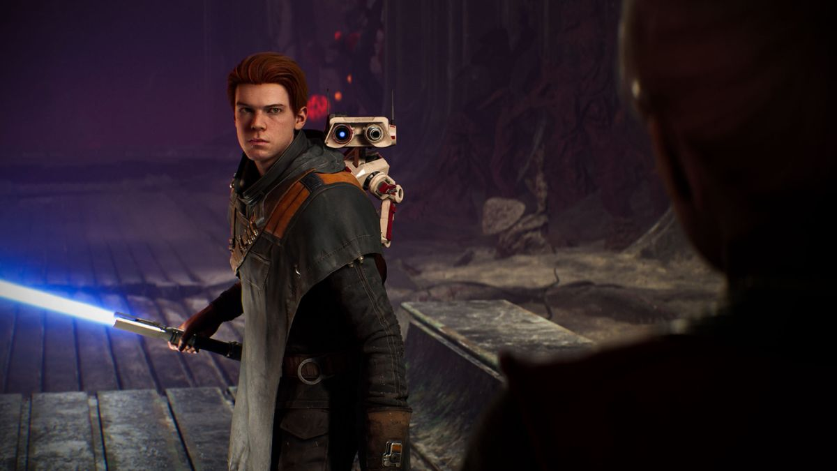 Star Wars Jedi: Fallen Order has gone gold almost a month ahead of its release date