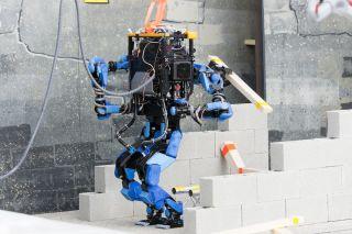 Team SCHAFT Robot