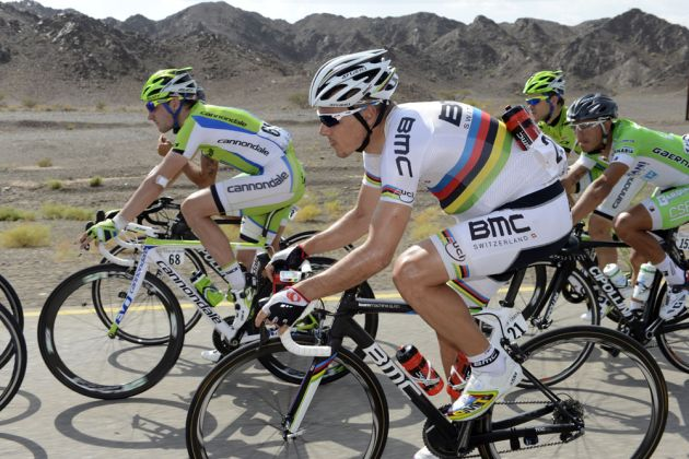 Philippe Gilbert, Tour of Oman 2013, stage four