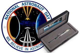 National Astronaut Day space pen