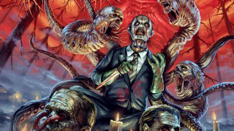 Aborted Maniacult album art detail