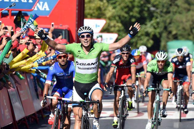 John Degenkolb wins stage five of the 2014 Tour of Spain