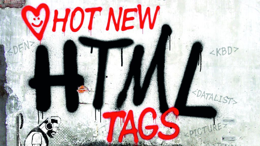 18 hot new HTML tags to use today