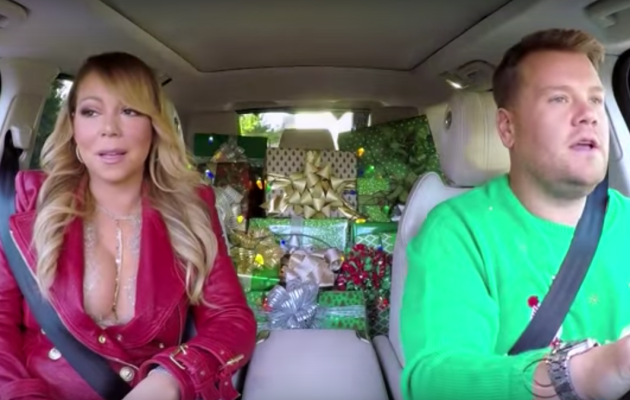 James Corden, Mariah Carey Carpool Karaoke gets star-studded treatment