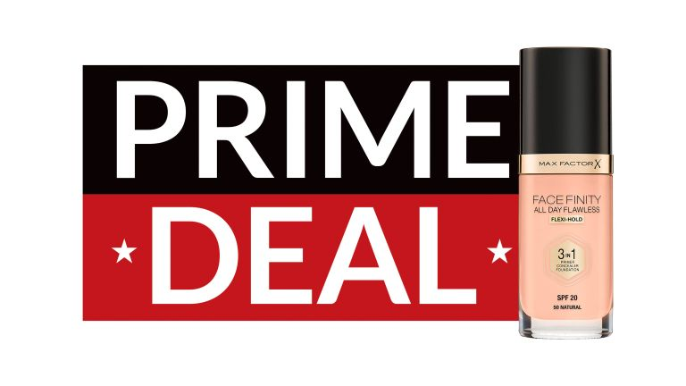 Amazon Prime Day: up to 60% off makeup from Rimmel, L'Oreal, Max Factor and more