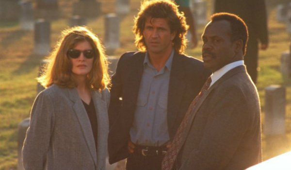 Lethal Weapons 3 rene Russo Lorna Cole