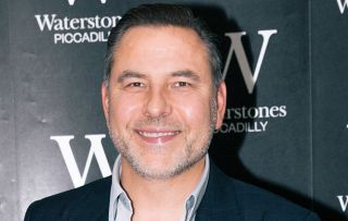 David Walliams at a recent book event. His hit book The Midnight Gang will be on BBC1 this Christmas