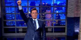 Stephen Colbert Will Host This Year's Emmy Awards