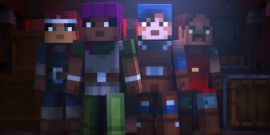 Minecraft: Dungeons Is Coming To The PC