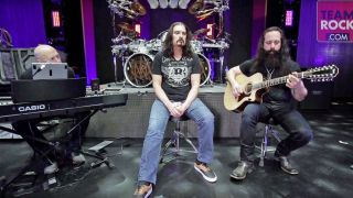 dream theater cover pink floyd