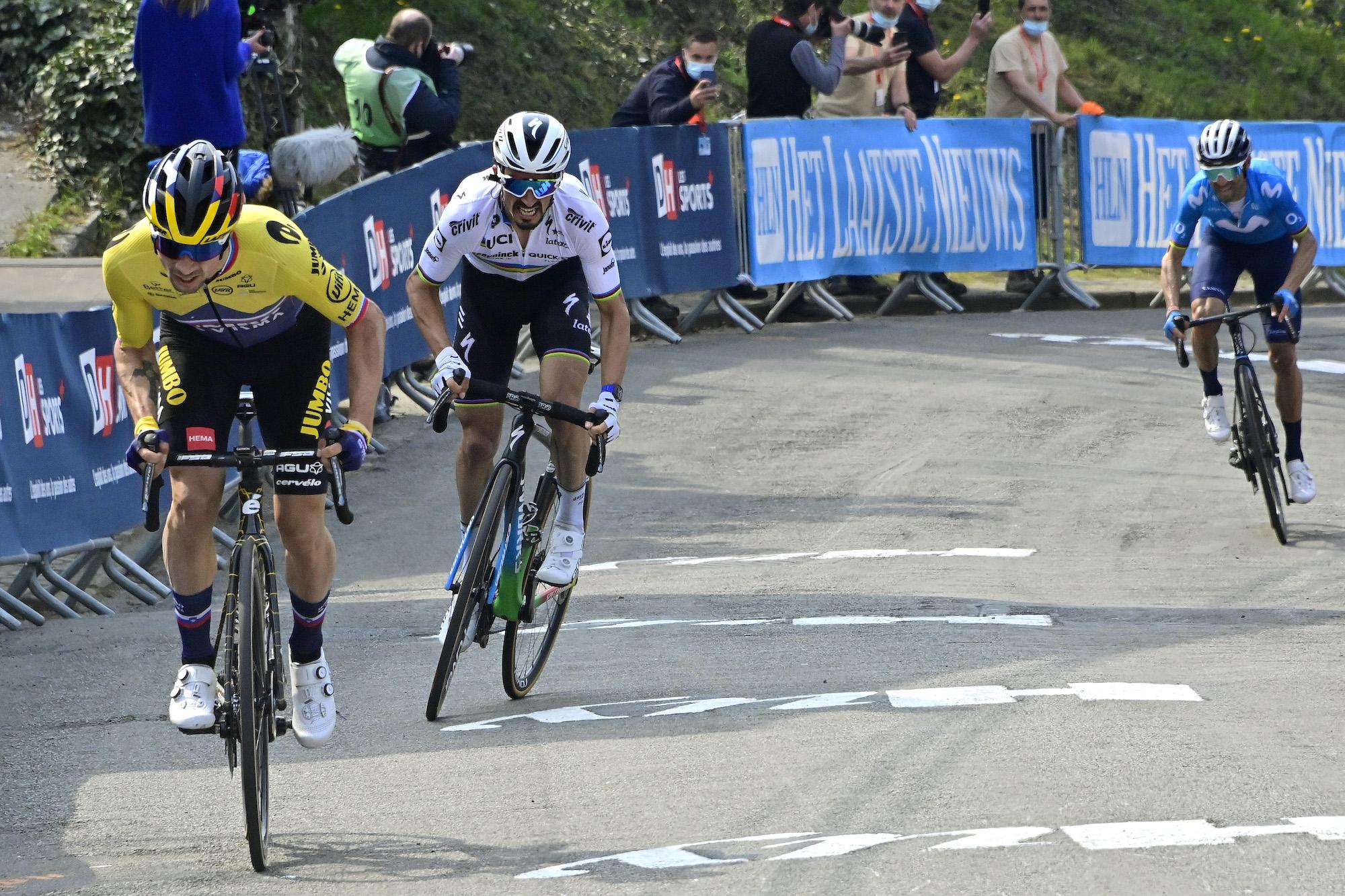 Five talking points from La Flèche Wallonne 2021 - Cycling Weekly