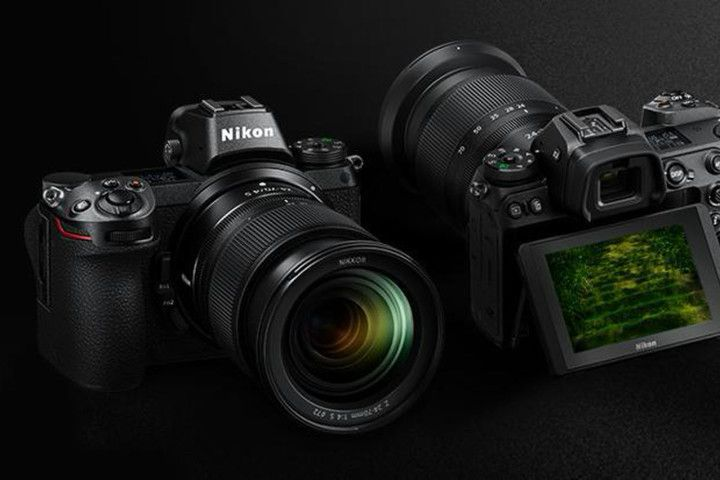 61MP Nikon Z8 full-frame mirrorless camera rumored to launch in 2020