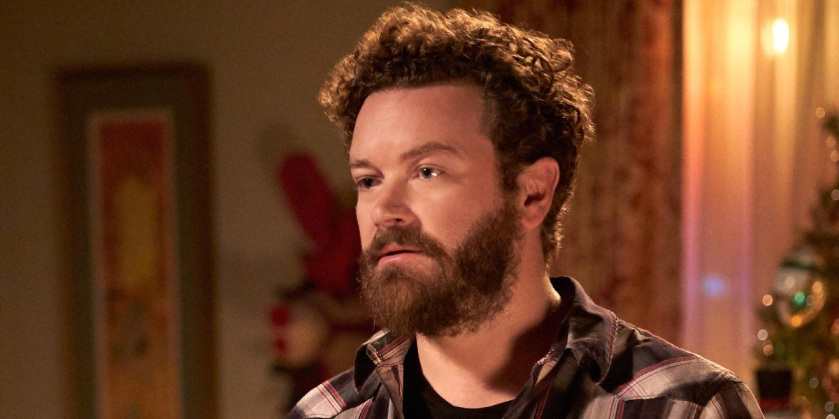 Rooster (Danny Masterson) looks on in The Ranch