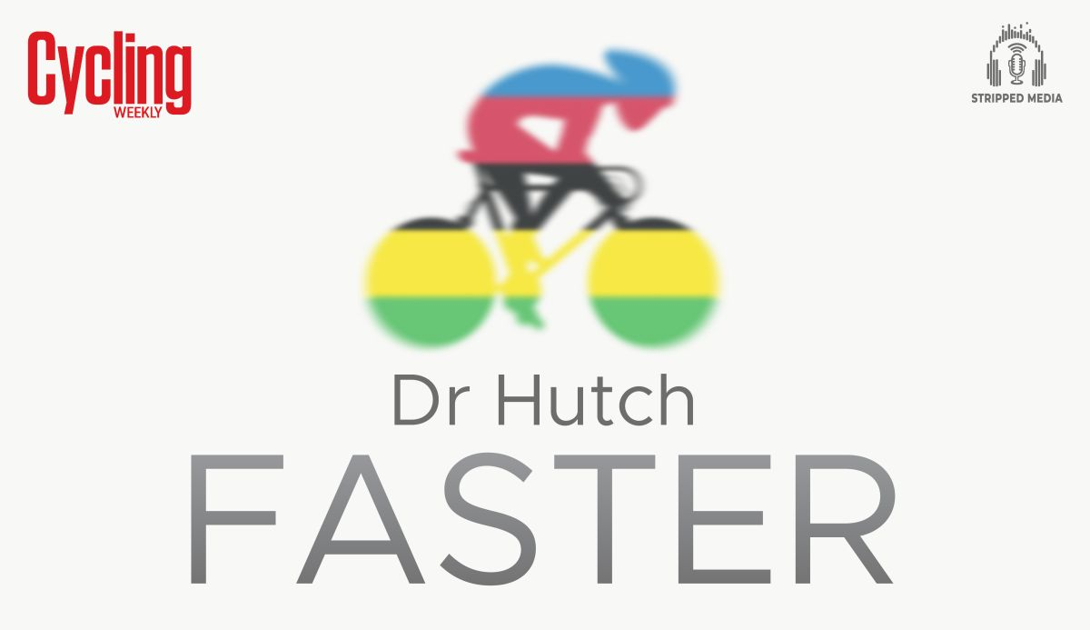 Faster: The new podcast from Dr Hutch