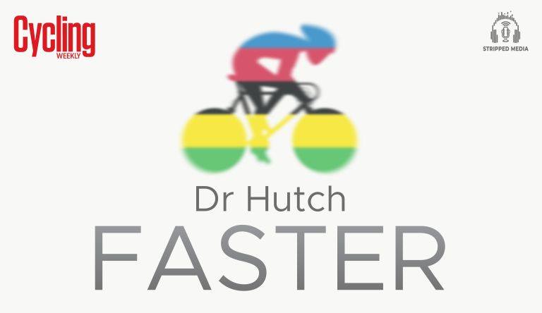 Faster podcast with Dr Hutch