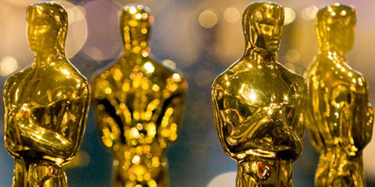 Academy Award trophies