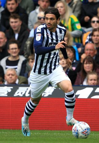 West Bromwich Albion v Millwall – Sky Bet Championship – The Hawthorns