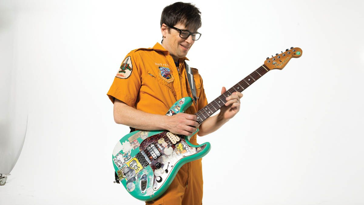 Rivers Cuomo on the Biological Need to Shred, Heavy Metal, and Why Singing Your Solos First Makes For Good Phrasing