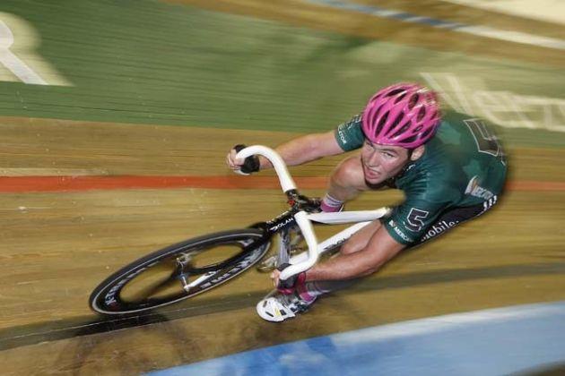 Mark Cavendish Ghent Six day three