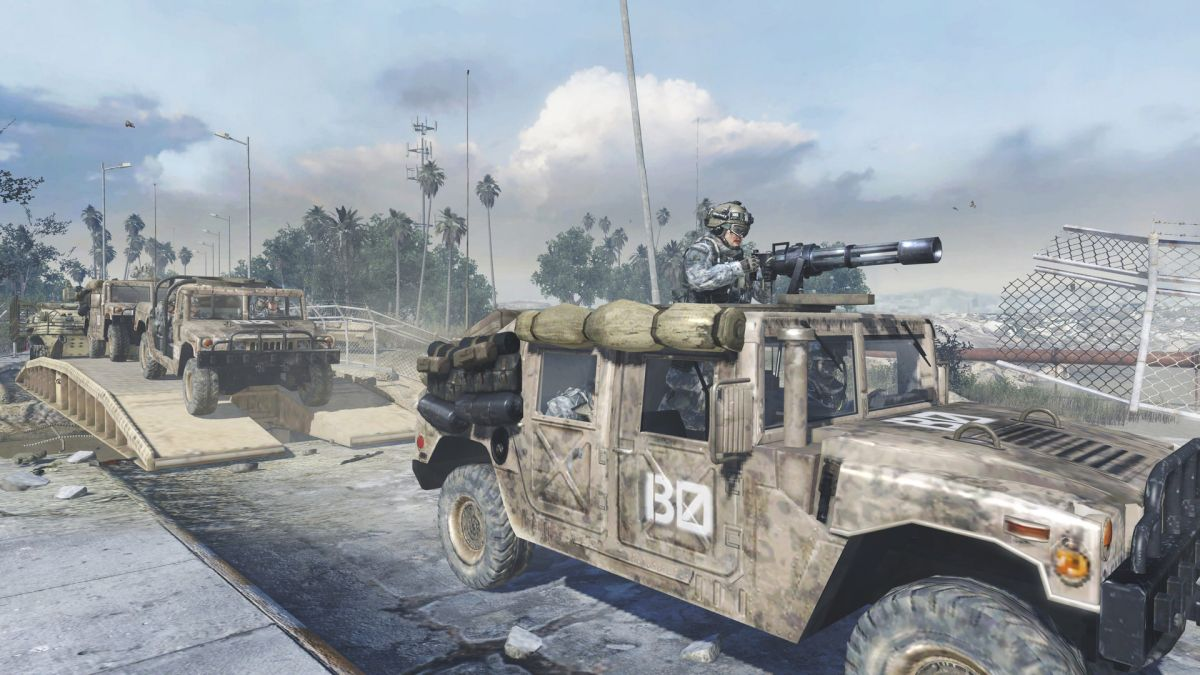 Judge rules that Call of Duty can have Humvees in it because games are art