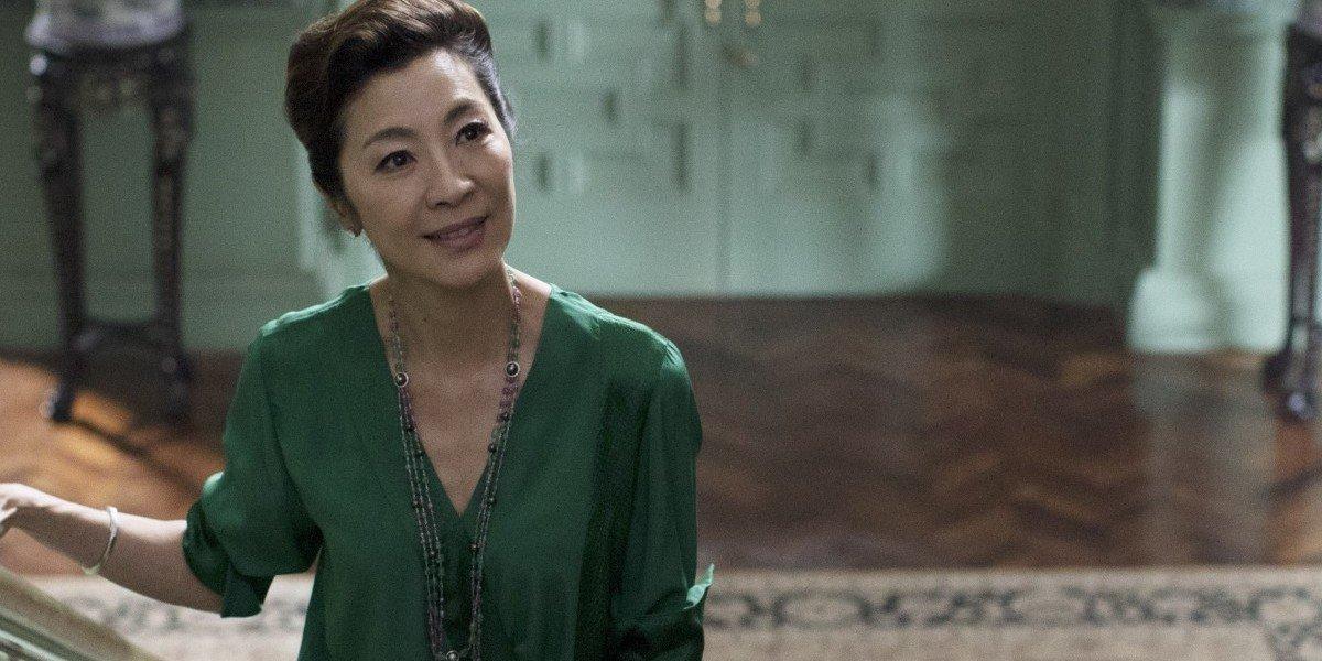 Michelle Yeoh - Crazy Rich Asians